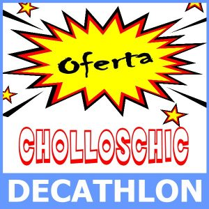 Churros Piscina Decathlon